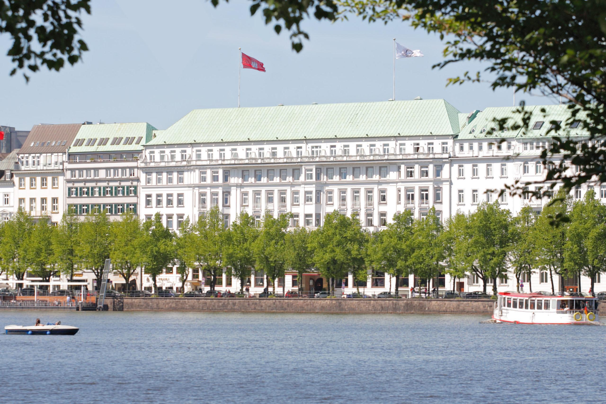 Fairmont Hotel Vier Jahreszeiten, Hamburg